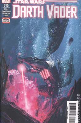 Star Wars: Darth Vader (2017) (Comic Book) #15