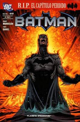 Batman (2007-2012) (Grapa. 48 pp) #49