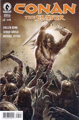 Conan The Slayer (Comic-book) #5