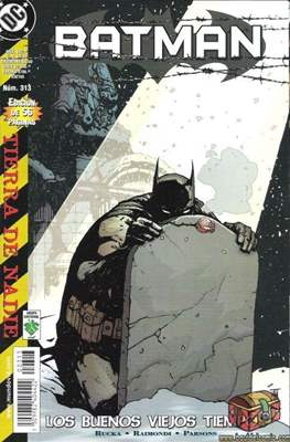 Batman (1987-2002) (Grapa) #313