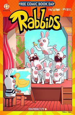 Rabbids. Free Comic Book Day 2015