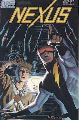 Nexus Vol. 2 (Comic Book 36 pp) #10