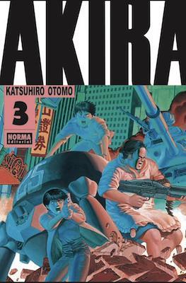 Akira (Rústica) #3