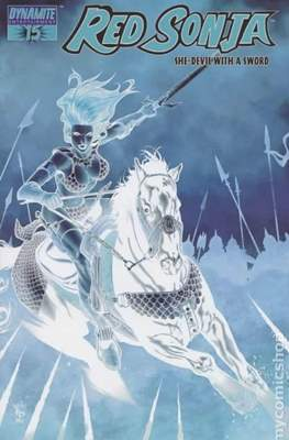 Red Sonja (Variant Cover 2005-2013) #15.4