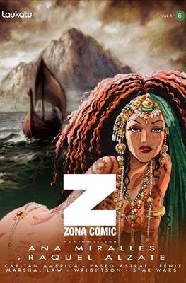 Zona Cómic (Grapa) #6