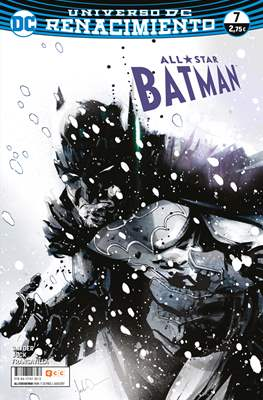 All-Star Batman. Renacimiento #7
