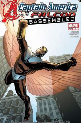 Captain America and The Falcon (Comic-book) #7