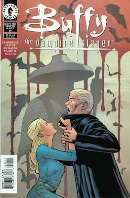 Buffy the Vampire Slayer (1998-2003) (saddle-stitched) #36