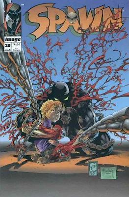 Spawn (Comic Book) #29