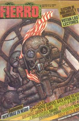 Fierro (Grapa (1984-1992) Primera época) #17