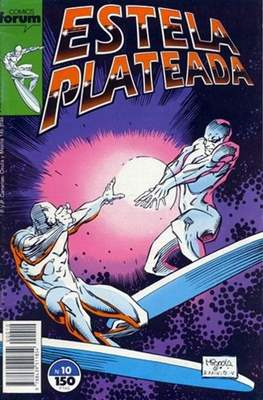 Estela Plateada Vol. 1 / Marvel Two-In-One: Estela Plateada & Quasar (1989-1991) (Grapa 32-64 pp) #10