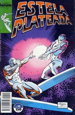 Estela Plateada Vol. 1 / Marvel Two-In-One: Estela Plateada & Quasar (1989-1991) #10
