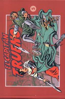 El Capitán Trueno (Cartoné, 576 páginas (1994-1996)) #5