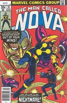 Nova Vol 1 (Comic Book. 1976 - 1979) #18