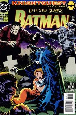 Detective Comics Vol. 1 (1937-2011; 2016-) (Comic Book) #671