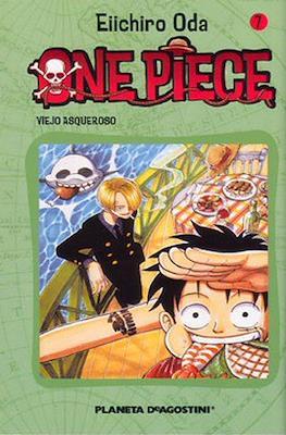 One Piece (Rústica con sobrecubierta) #7