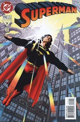 Superman Vol. 2 (1987-2006) (Comic Book) #114