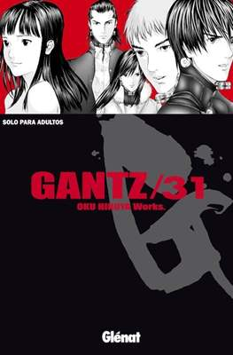 Gantz (Rústica con sobercubierta) #31