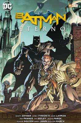Batman Eterno (Cartoné, 584-576 pp Integral) #1