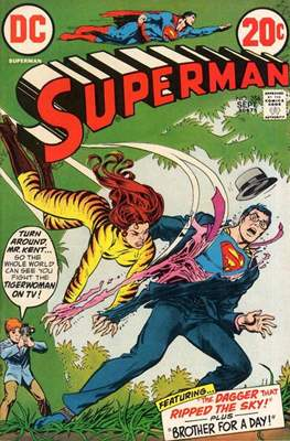 Superman Vol. 1 / Adventures of Superman Vol. 1 (1939-2011) (Comic Book) #256