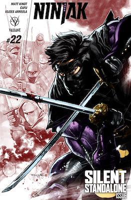 Ninjak(2015) (Comic-book) #22