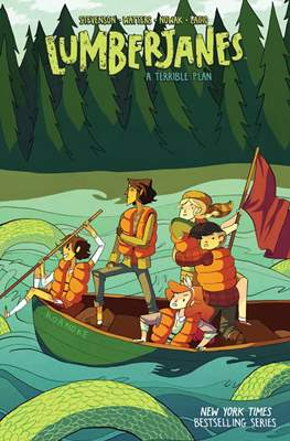 Lumberjanes (Softcover) #3