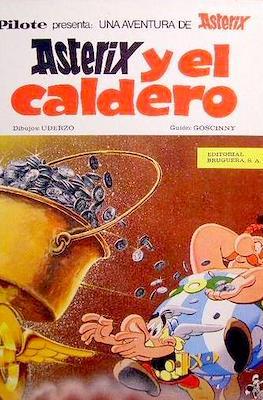Astérix (Cartoné, 48 págs. (1968-1975)) #10