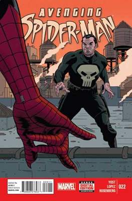 Avenging Spider-Man (Comic-Book) #22