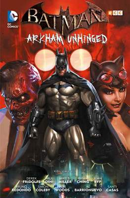 Batman: Arkham Unhinged (Rústica, 160-168 pp) #1