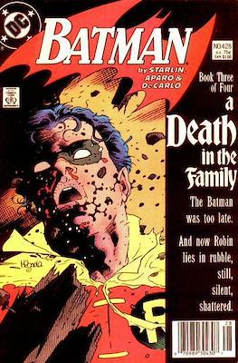 Batman Vol. 1 (1940-2011) (Comic Book) #428