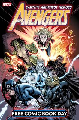 The Avengers - Free Comic Book Day 2019