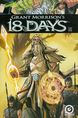 Grant Morrison's 18 Days (Comic Book) #5