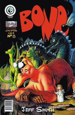 Bone (Grapa) #8