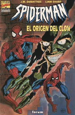 Spiderman: El orígen del clon (1995)