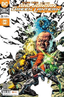 Green Lantern. Nuevo Universo DC / Hal Jordan y los Green Lantern Corps. Renacimiento (Grapa) #81/26
