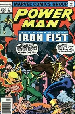 Hero for Hire / Power Man Vol 1 / Power Man and Iron Fist Vol 1 (Comic Book) #48