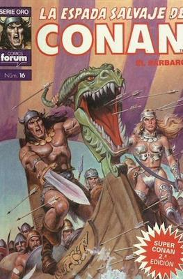 Super Conan. La Espada Salvaje de Conan #16