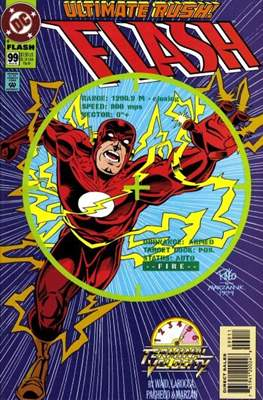 The Flash Vol. 2 (1987-2006) (Comic Book) #99