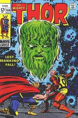 Journey into Mystery / Thor Vol 1 (Comic Book) #164