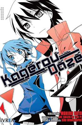 Kagerou Daze (Rústica con sobrecubierta) #1