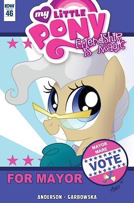 My Little Pony: Friendship Is Magic (Comic-Book) #46