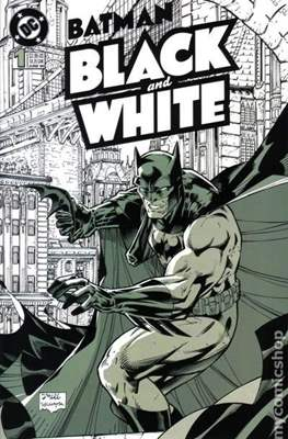 Batman: Black And White Vol 1 (Comic book) #1