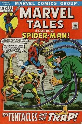 Marvel Tales (Comic Book) #39