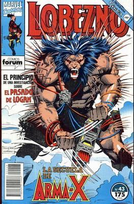 Lobezno vol. 1 (1989-1995) (Grapa) #43