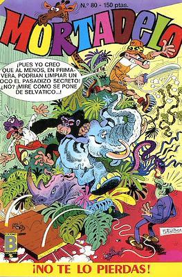 Mortadelo (1987-1991) (Grapa) #80