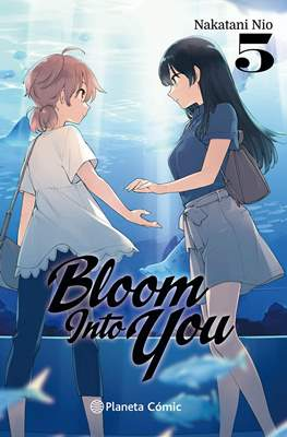 Bloom Into You (Rústica) #5