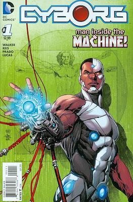 Cyborg Vol. 1 (2015)