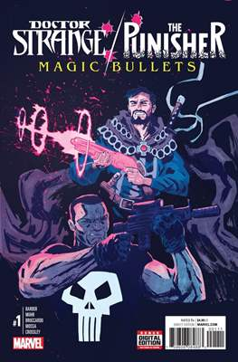 Doctor Strange / The Punisher Magic Bullets