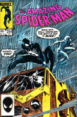 The Amazing Spider-Man Vol. 1 (1963-2007) (Comic-book) #254