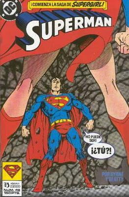 Superman: El hombre de acero / Superman Vol. 2 #49